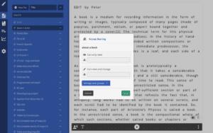 Screenshot of Connect Desktop app